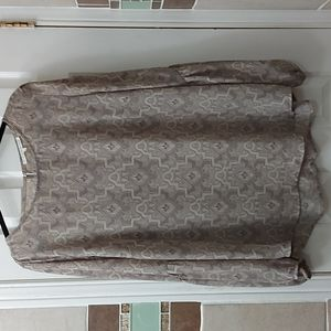 Violet and Claire long sleeves blouse size xl